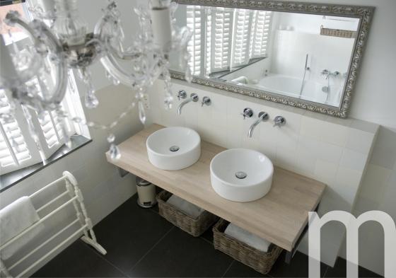 Iamm - badkamer riviera maison stijl